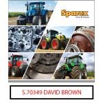 S.70349 DAVID BROWN