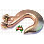 "10 mm 3/8"" Chain Clevis Slip Hook Hooks High Tensile G70 6000kg Lashing"