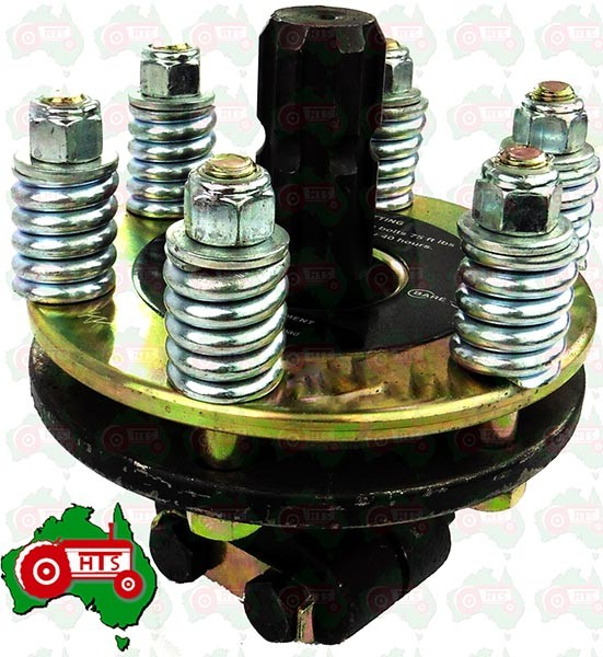 Tractor Pto Slip Clutches : Pto safety slip clutch quot hp