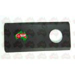 Blade Disc Mower ID 19mm, 90mm x 40mm x 3mm