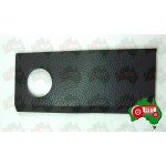 RH Blade Disc Mower ID 22.75mm, 107mm x 48mm x 4mm