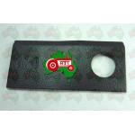 LH Blade Disc Mower ID 22.75mm, 107mm x 48mm x 4mm