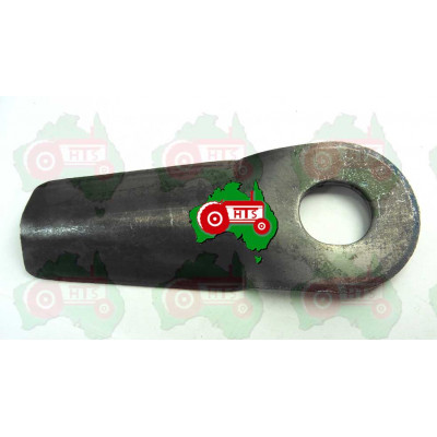 Disc Mower Blade ID 20.50mm/22.80mm, 128mm x 35mm x 4mm