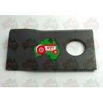 LH Disc Mower Blade ID 19mm, 93mm x 49mm x 3mm