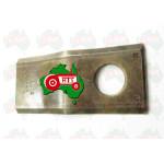 RH Blade Disc Mower ID 18.50mm, 120mm x 48mm x 4mm VICON 90258700