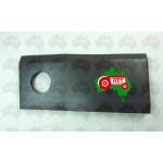 LH Blade Disc Mower ID 18.50mm, 107mm x 48mm x 4mm