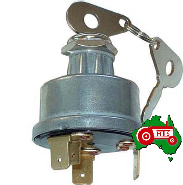 Massey Ferguson 135 Ignition Switch : Ignition switch all mf diesels with generators