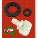 CAV Fuel Bowl Rubber Washers and Bleeder Screw Kit