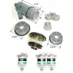 Air / Fuel Filter Assemblies & Parts