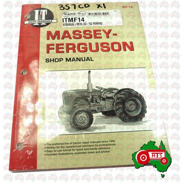 workshop manual mf35 3 cyl 4 cyl diesels rh headstractor com au Ferguson Z134 Engine Z134 Continental Engine Specs