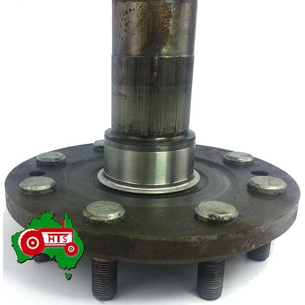 Rear axle repair speedi sleeve for worn side shaft