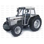 Tractor 1/32 Scale UNIVERSAL HOBBIES Massey Ferguson 399 Silver Edition