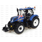 Tractor 1/32 Scale UNIVERSAL HOBBIES Ford New Holland T.7115 UK Flag