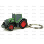 Tractor Key Ring Scale UNIVERSAL HOBBIES Fendt 828 Vario