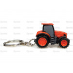 Tractor Key Ring Scale UNIVERSAL HOBBIES Kubota M7171