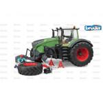 Tractor 1/16 Scale Bruder Fendt Tractor