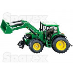 Tractor 1/32 Scale SIKU John Deere Tractor with Front Loader