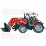 Tractor 1/32 Scale SIKU Massey Ferguson Tractor with Front Loader