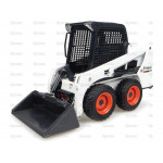 Tractor 1/25 Scale UNIVERSAL HOBBIES Bobcat S450 Skid Steer Loader