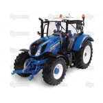Tractor 1/32 Scale UNIVERSAL HOBBIES New Holland T6.180-Heritage blue edition