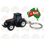 Christmas Gift Tractor Key Ring Scale UNIVERSAL HOBBIES Case IH Puma 230 CVX