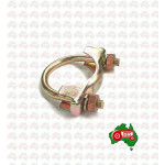 Heavy Duty Exhaust Clamps