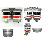 Fuel Filter Assemblies And Parts
