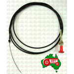 Universal Engine Stop Cable 3000mm