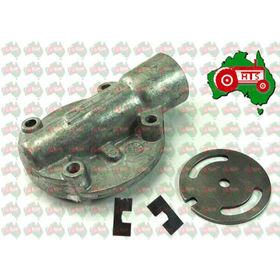 Injection Pump End Plate and Transfer Pump Blade Kit