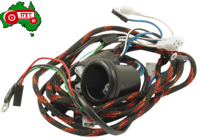 Details about Tractor Wiring Harness Loom Mey Ferguson 35 - 3 cylinder on